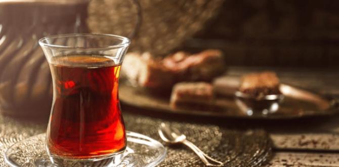 Çayın avantajları bakın nelerdir?
