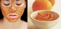 Kabaktan Yüz Maskesi Bakın Nasıl Yapılır?