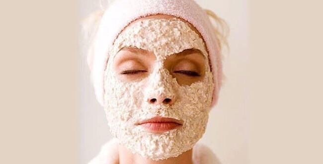 Yulaf Ezmesi Yüz Maskesi Bakın Nasıl Yapılır?
